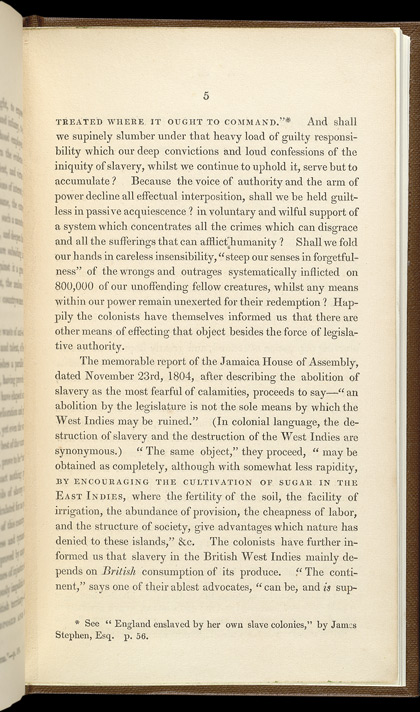 Appeal To The Hearts & Conscience Of British Women -Page 5